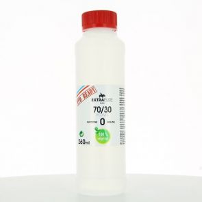 BASE 260ml - 0 mg - EXTRAPURE - 70/30