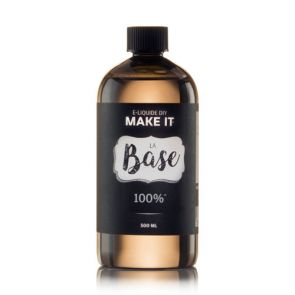 Base 500ml - 0mg - Make It by Savourea