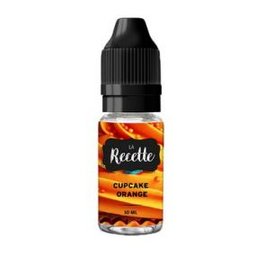 La Recette by Savourea - 10ml - Cupcake Orange