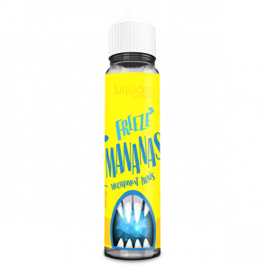 Liquideo - 50ml - Freeze Mananas