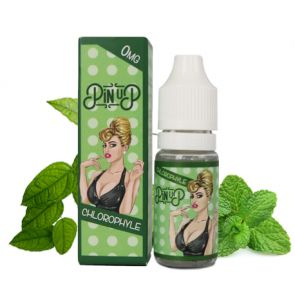 Pin-Up - 10ml - Menthe Chlorophylle