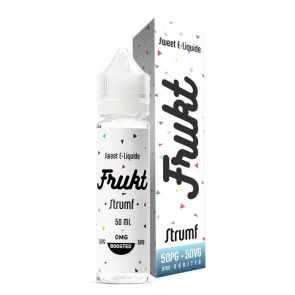 Frukt - 50ml - Strumf - 00 mg